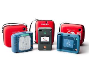 Defibrillator AED-Modelle