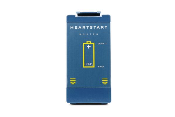 Ersatubatterie Heartstart Hs1 onsite