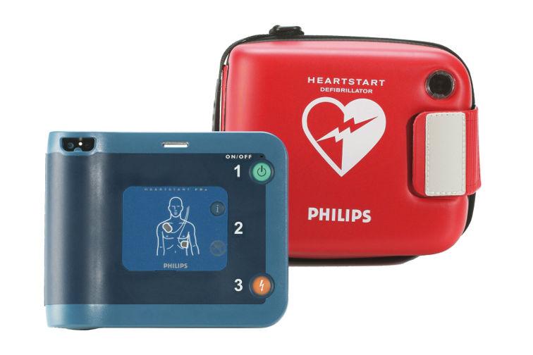 Defibrillator Reinigung bei Corona und Covid-19