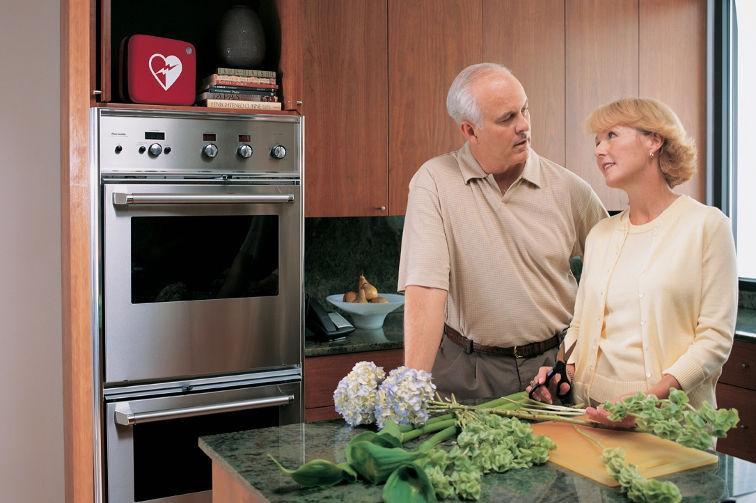 Defibrillator für zuhause kaufen bei Herzinfarkt
