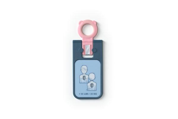 Defibrillation Herzstillstand Kinder AED