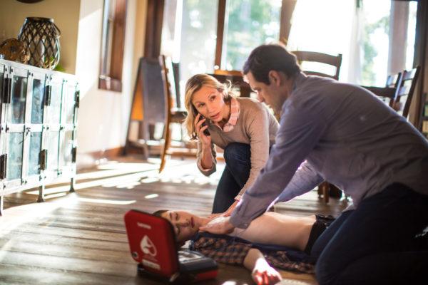 Auch Kinder können bei Herzinfarkt und Herzstillstand gerettet werden: wenn ein Kleinkinderschlüssel verfügbar ist