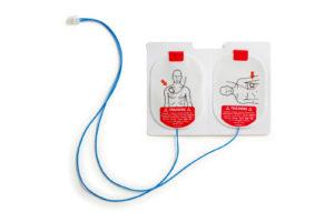 Heartstart FRx Trainingselektroden schulung Schweiz