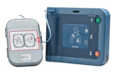 Defibrillator AED Wartung Servicemiete