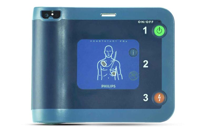Defibrillator Standort Luzern Zentralschweiz