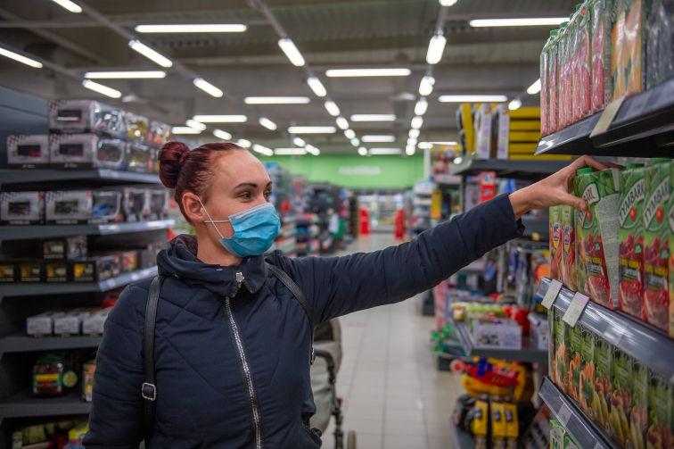 Standorte Defibrillator Schweiz Shopping Center und Supermarkt