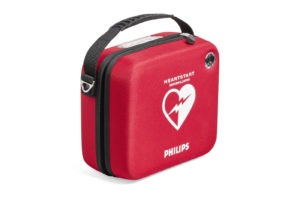 Robuste Tragetasche zum AED Defibrillator HeartStart HS1