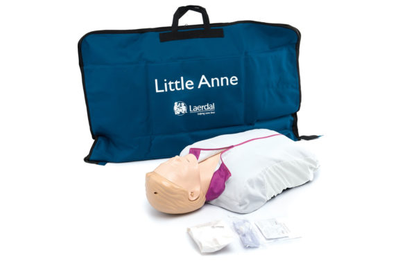 Training QCPR AED Set Schweiz