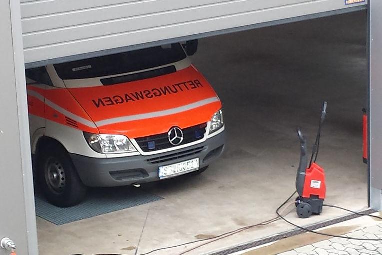 Eintreffen von Ambulanz und Rettungsdienst in der Schweiz dauert lange
