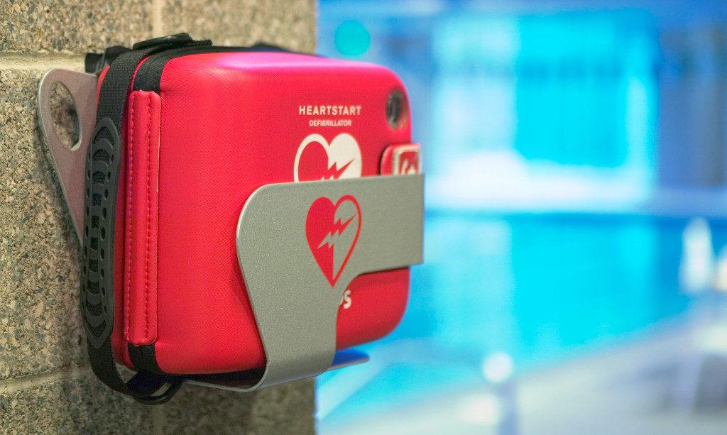 Defibrillator Wartung als Service Miete