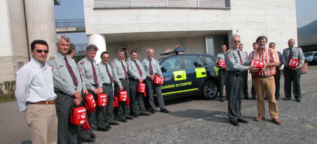 Fallstudie: Im Tessin ist das Public Access Programm mit AED Defibrillatoren erfolgreich