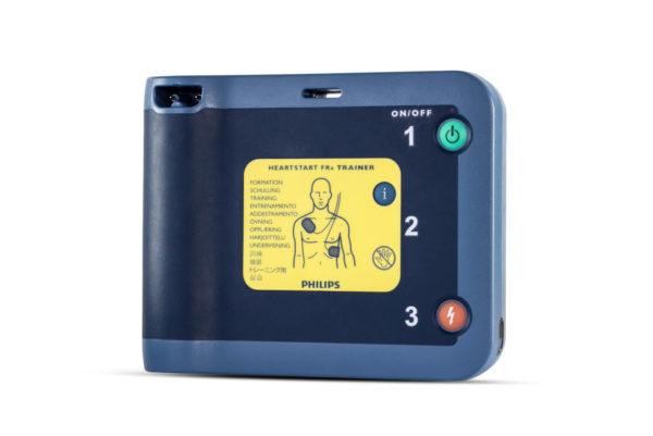 FRx Defibrillator schulung und training