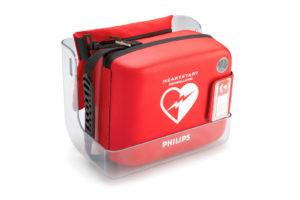 Wandhalterung Heartstart AED Philips Kunststoff Plastik