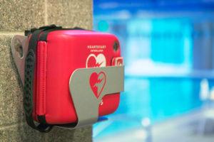 Metall Halterung Philips HeartStart HS1 FRx FR3 metall Defibrillator